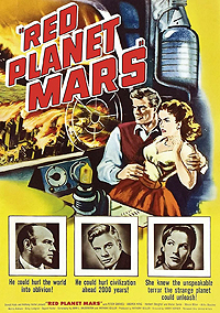 Red Planet Mars (1952) Movie Poster