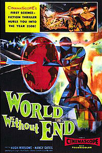 World Without End (1956) Movie Poster