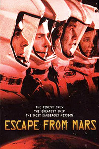 Escape from Mars (1999) Movie Poster