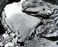 Image from: King Dinosaur (1955)