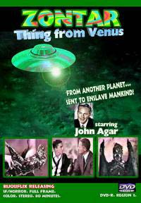 Zontar the Thing from Venus (1966) Movie Poster