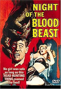 Night of the Blood Beast (1958) Movie Poster