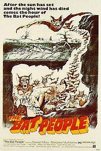 Bat People, The (1974) Movie Poster