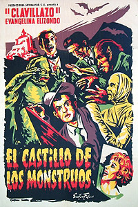 Castillo de los Monstruos, El (1958) Movie Poster