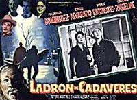 Image from: Ladrón de Cadáveres (1957)