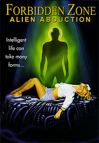 Alien Abduction: Intimate Secrets (1996) Movie Poster