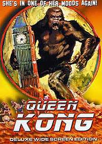 Queen Kong (1976) Movie Poster