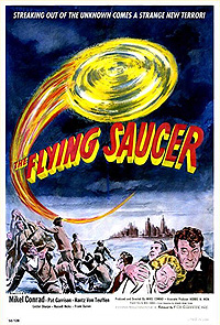 Flying Saucer, The (1950) Movie Poster