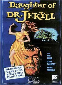 Daughter of Dr. Jekyll (1957) Movie Poster