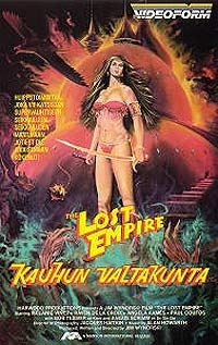 Lost Empire, The (1984) Movie Poster