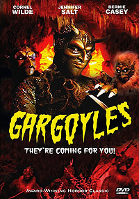 Gargoyles (1972) Movie Poster