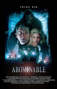 Abominable (2006) Movie Poster
