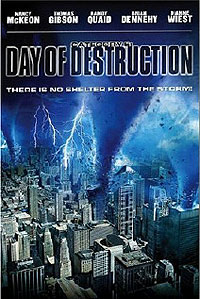 Category 6: Day of Destruction (2004) Movie Poster