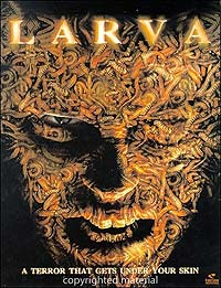 Larva (2005) Movie Poster