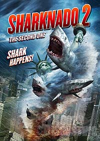 Sharknado 2: The Second One (2014) Movie Poster