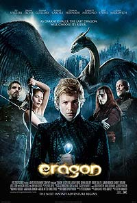 Eragon (2006) Movie Poster