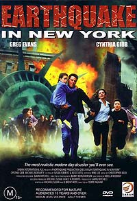 Earthquake in New York (1998) Movie Poster