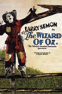Wizard of Oz, The (1925) Movie Poster