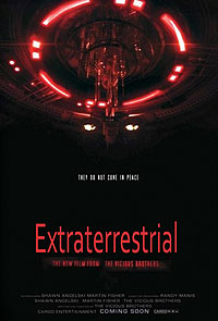Extraterrestrial (2014) Movie Poster