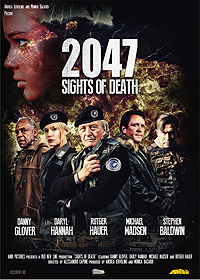 2047 - Sights of Death (2014) Movie Poster