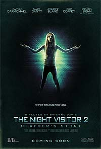 Night Visitor 2: Heather's Story, The (2016) Movie Poster
