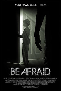 Be Afraid (2017) Movie Poster
