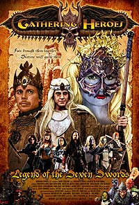 Gathering of Heroes: Legend of the Seven Swords (2015) Movie Poster