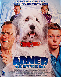 Abner, the Invisible Dog (2013) Movie Poster