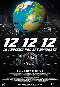 12 12 12 (2014) Movie Poster
