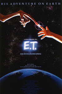 E.T. - The Extra-Terrestrial (1982) Movie Poster