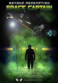Beyond Redemption: Space Captain (2014) Movie Poster
