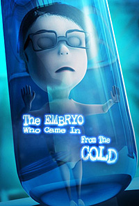 Embryo Who Came in from the Cold, The (2016) Movie Poster