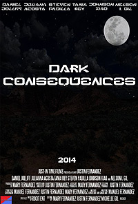 Dark Consequences (2015) Movie Poster