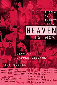 Heaven Is Now (2015) Movie Poster
