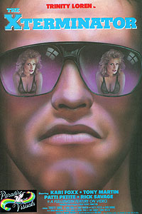 Xterminator, The (1986) Movie Poster