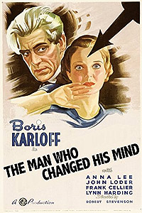 Man Who Changed His Mind, The (1936) Movie Poster