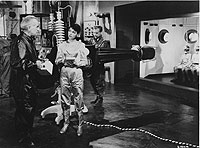 Image from: Gamma People, The (1956)