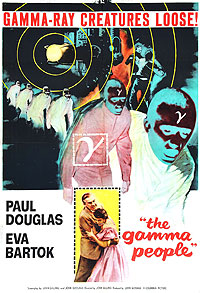 Gamma People, The (1956) Movie Poster