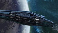 Image from: Battlestar Galactica: Blood & Chrome (2012)