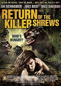 Return of the Killer Shrews (2012) Movie Poster