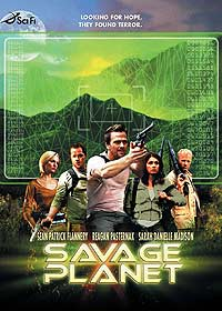 Savage Planet (2007) Movie Poster