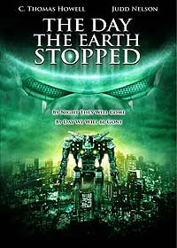 Day the Earth Stopped, The (2008) Movie Poster