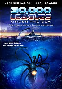 30,000 Leagues Under the Sea (2007) Movie Poster