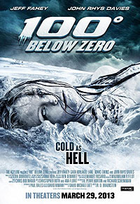 100º Below Zero (2013) Movie Poster