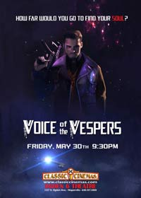 Voice of the Vespers (2014) Movie Poster