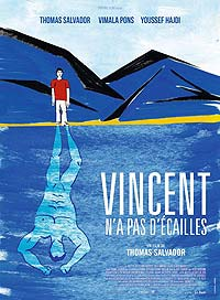 Vincent n'a pas d'écailles (2014) Movie Poster