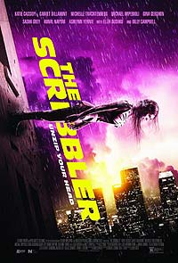 Scribbler, The (2014) Movie Poster
