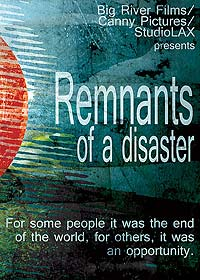 Remnants of a Disaster (2014) Movie Poster