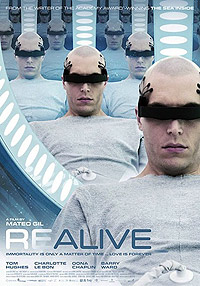 Realive (2016) Movie Poster