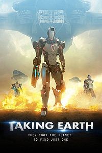 Taking Earth (2017) Movie Poster
